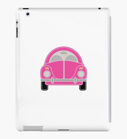 Pink Car iPad Case/Skin
