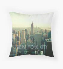 Cojín New York City