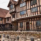Lord Leycester Hospital by Ray Clarke