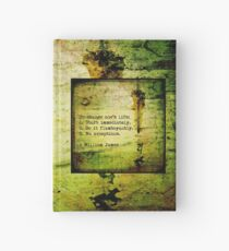 To Change One's Life Hardcover Journal