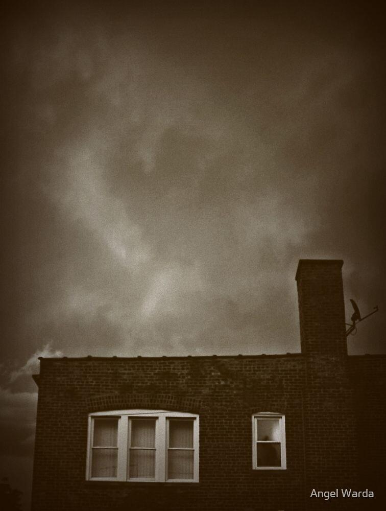 the girl in the window by Angel Warda