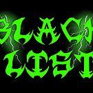 BLACK LIST by CyprusAssassinGR YouTuber
