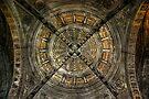 San Agustin Church Ceiling by Yhun Suarez