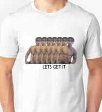Camiseta ajustada Buffcorrell deja conseguirlo Buff Correll T Shirt