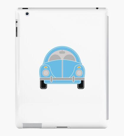 Blue Car iPad Case/Skin