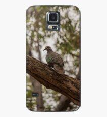 Bronzewing Pigeon Case/Skin for Samsung Galaxy
