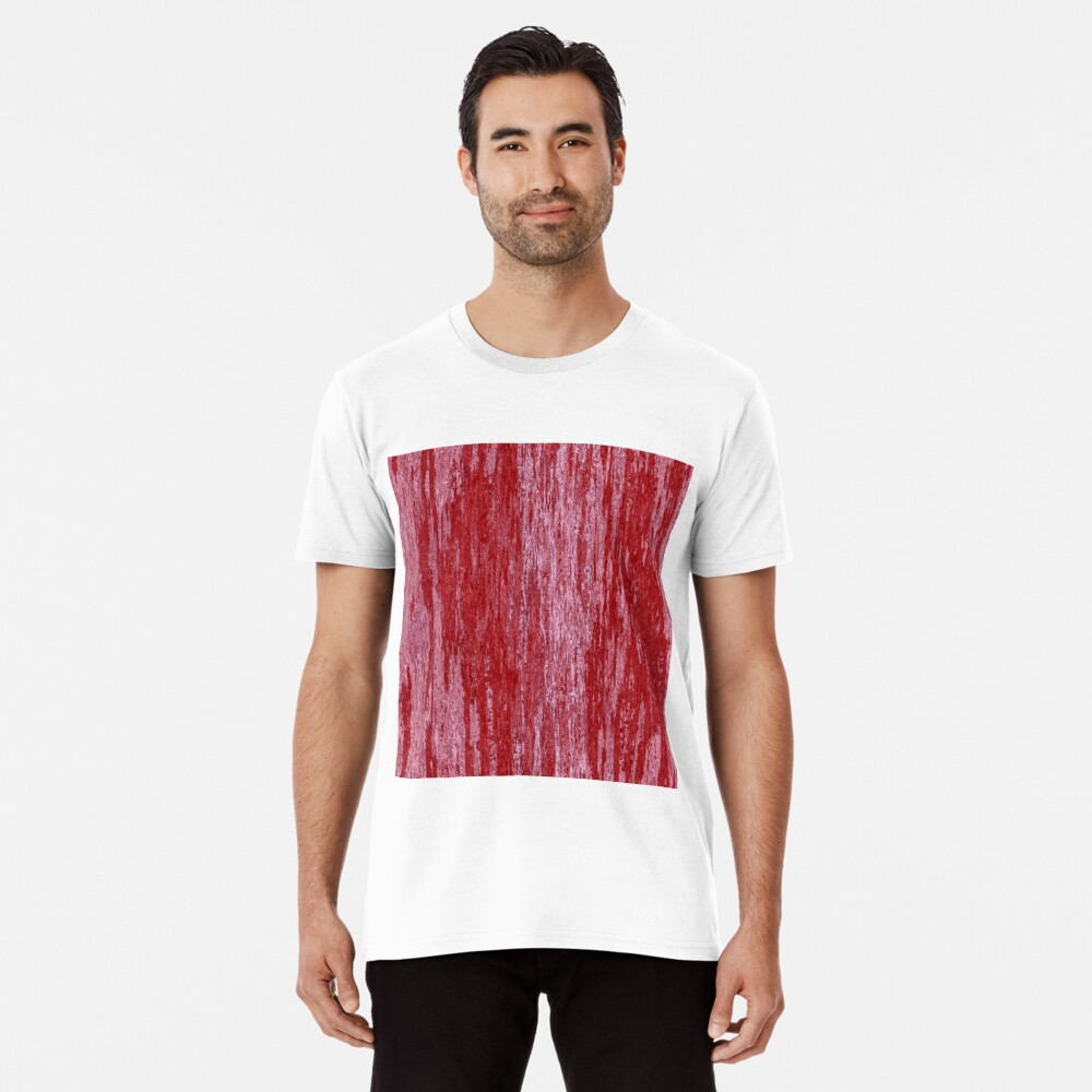Grungy effect Premium T-Shirt