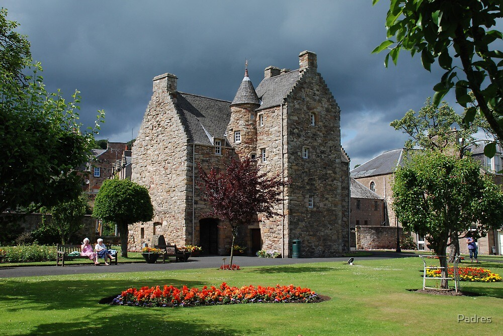 """""""Mary Queen Of Scots Last Residence""""  by Padres"""