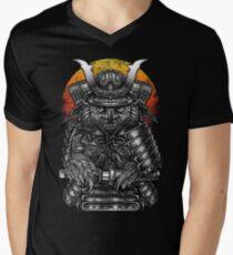 Camiseta de cuello en V Winya No. 63