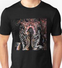 FLAYED TIGER STICK AND POKE TATTOO FLASH T-Shirt