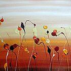 wild flowers 2 by angela gripton