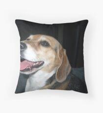 Sango Smiles Throw Pillow