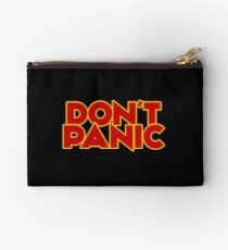Dont Panic - The Hitchhiker's Guide to the Galaxy Studio Pouch