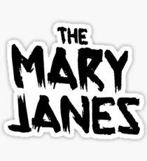The Mary Janes shirt – Spider-Gwen, Gwen Stacy Sticker