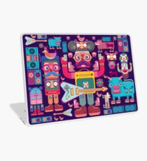 vector band and musicians  Laptop Skin