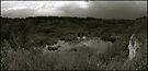 Shindler's List movie location - Plaszow labour camp by Peter Harpley
