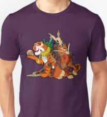 Old Queens of the Past - Scar and Shere Khan T-Shirt