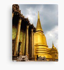 Phra Mondop Canvas Print