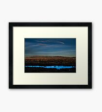 A View to Remember Framed Print