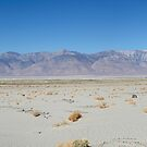 Panamint Mountains, Death Valley National Park, USA by Jonathan Maddock