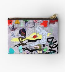 HEADS WILL ROLL Studio Pouch