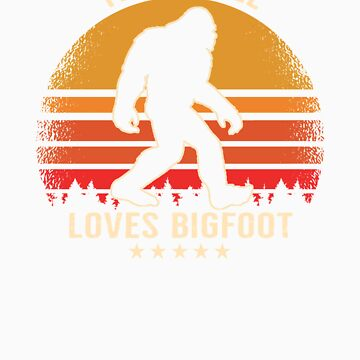 Bigfoot Lover  by doggopupper
