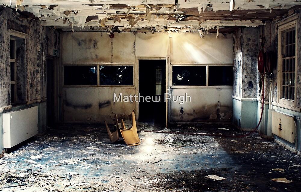 Abandoned by Matthew Pugh