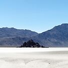 The Racetrack, Death Valley National Park, USA by Jonathan Maddock