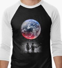 Until The End Of The World Men's Baseball ¾ T-Shirt