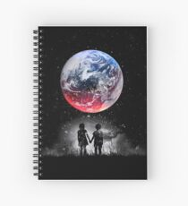 Until The End Of The World Spiral Notebook