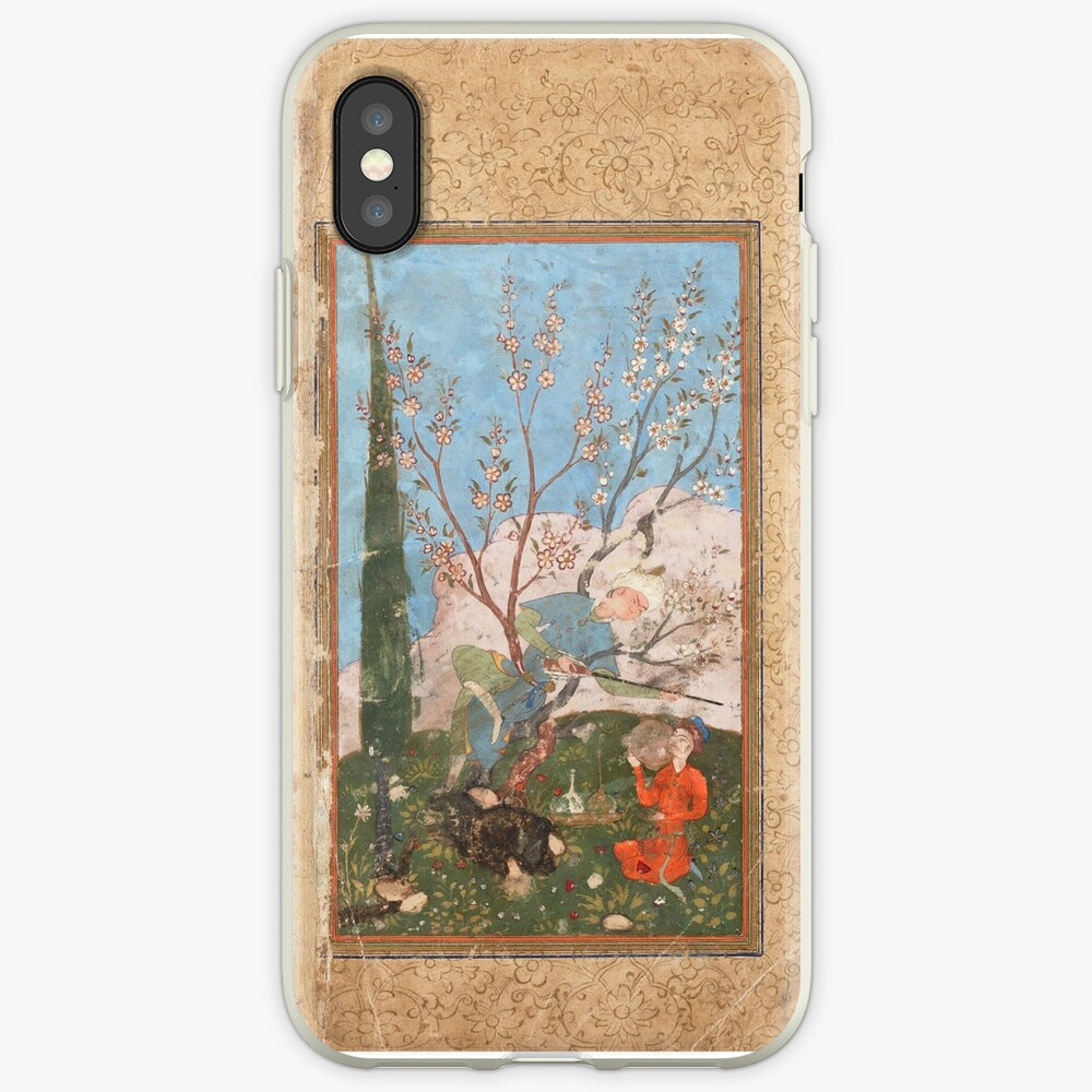 Persian Poetry Ancient Book Phone Case iPhone Case & Cover