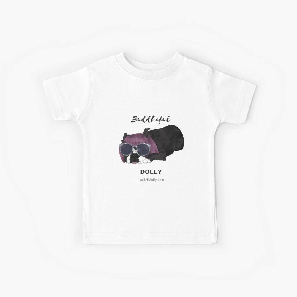 Buddhaful Dolly  Kids T-Shirt