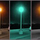 """Lamp on North Harbor Drive"" by Tim&Paria Sauls"