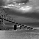Astoria Bridge by Bob Hortman