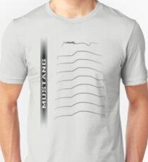 Mustang Generations Black Unisex T-Shirt