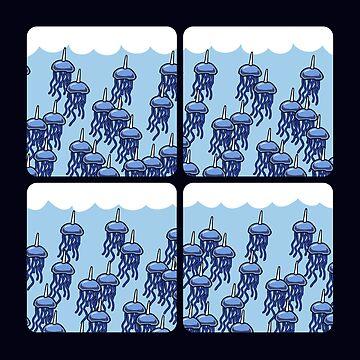 Jellycorn Swarm (Gehörnte Krieger-Freunde) von jezkemp