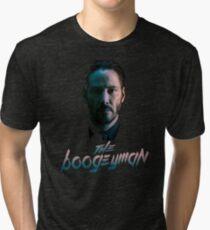 Wick's Burning. Tri-blend T-Shirt