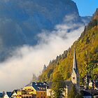 «Austria. Hallstatt. Otoño.» de vadim19