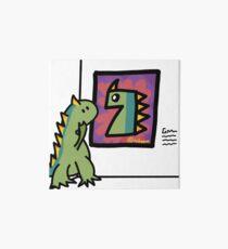 Museum of Monster Modern Art Art Board Print