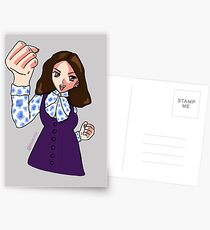 Not a Robot; Ready to Rumble Postcards