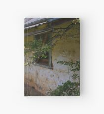 Abandoned Crookwell  Farmhouse Hardcover Journal