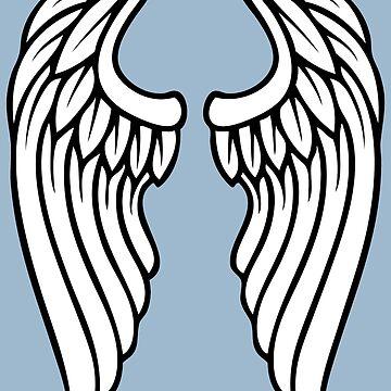 Vektor Flügel von cpinteractive