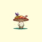Mushroom Imp by oddmaneric
