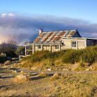 Craig's Hütte, Mount Stirling, Victoria von Christine Smith