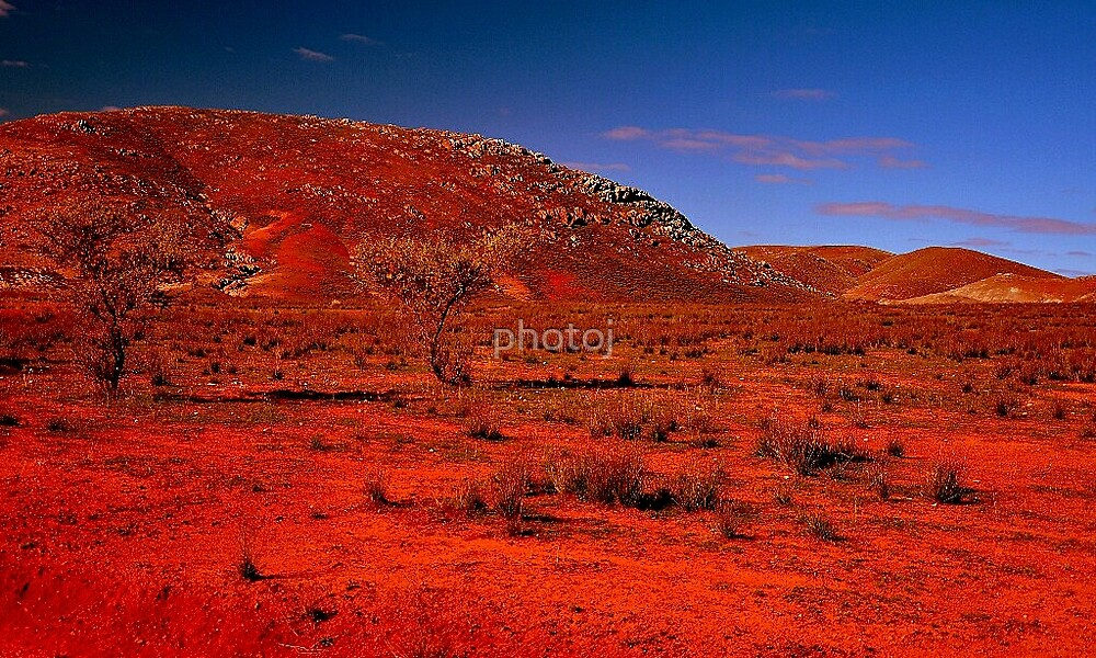 photoj Flinders Rangers, Red Earth by photoj