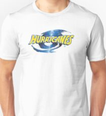 Hurricanes Rugby Slim Fit T-Shirt