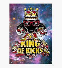King Of Kicks Photographic Print