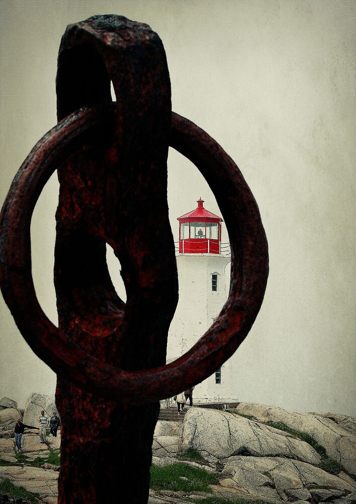 The Lighthouse - Peggy's Cove by ritawong