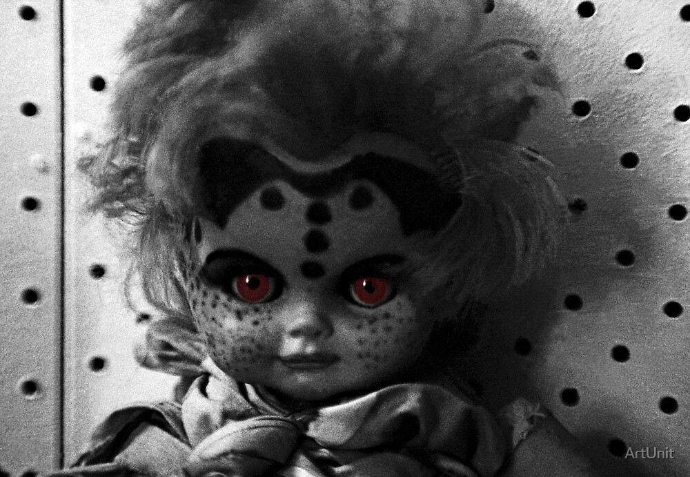 Art Unit doll  by ArtUnit
