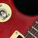 Vintage Electric Guitar by sienebrowne